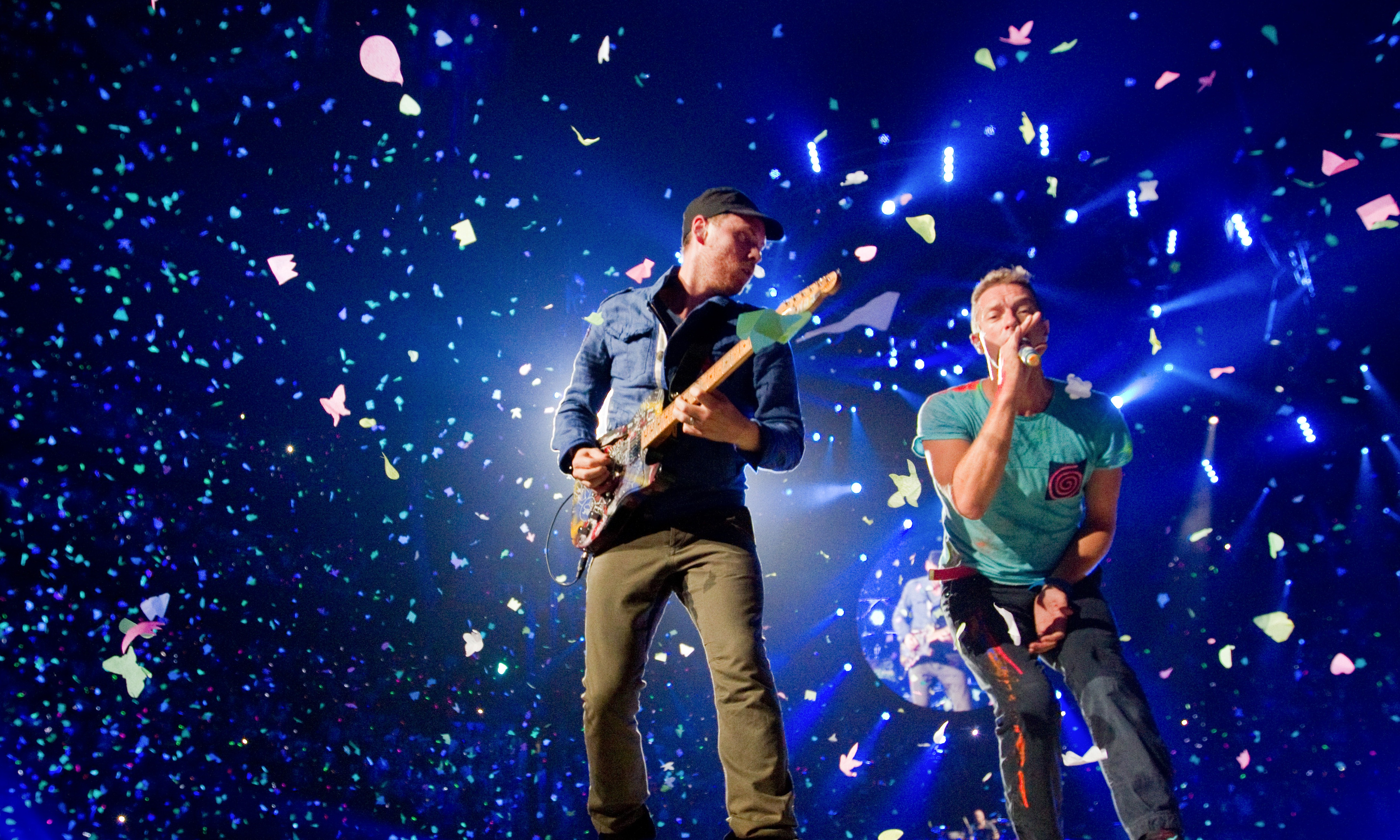 Coldplay Le Dedica Everglow A Venezuela Desde Washington